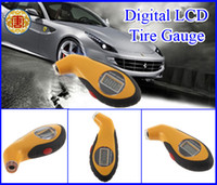 Wholesale Digital LCD Tyre auto Tire Pressure Gauge PSI Kpa Bar Tire gauge for Car