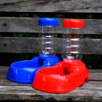 other other other Automatic pet water dispenser dog drinking bowl pet duomaomao 400ml water