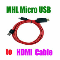 New Arrival!!!2M MHL Micro USB Adapter to HDTV HDMI Cable fo...