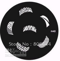 best nail decals - Best Price m Series Nail Plate Image Plate Stamping Nail Art