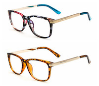 Wholesale Fashion Latest Anti radiation Eyeglasses Women Beauty decorate Eyewear