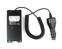 Wholesale Car Radio Battery Eliminator Adaptor BP For ICOM IC V8 V82 A6 T3H F3GS F11 J0070A