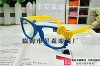 Wholesale Fashion Sunglasses Girl s glasses Without lenses bowknot Sunglasses Frames KIDS CHILDREN SHADES Glasses