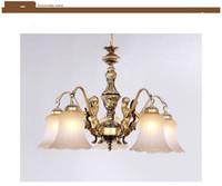 Wholesale Hot Selling European Modern Brief Vintage Pendant Light Pendant Lamp Livingroom Sitting Room Study Restaurant Lamps V Light Source