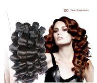 NEW Grade 6A unprocessed brazilian virgin hair loose wave 3p...