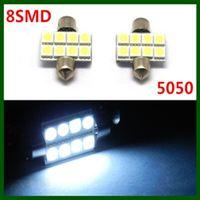 Wholesale new V SMD5050 smd white light led car reading light cars lamp mm mm mm car light source