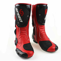 Wholesale motorcycle boots Pro Biker SPEED Racing Boots Motocross Boots Motorbike boots SIZE