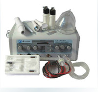 Wholesale 5 in M Ultrasonic Facial Beauty Spots Removal High Frequency Skin Sterilize Vacuum Breast Enlargement Machine