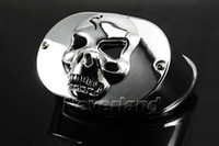 Wholesale Neverland Chrome Tail Light Collar for Harley Touring Models XL Dyna Glide FLHRC FLHTC