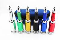 al por mayor serie ego recargable-ego cigarrillo electrónico kit de inicio e cig k100 Mech Mod Ecig con Recargable 2200mah batería cigarrillo electrónico