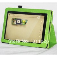 "Protective Shell/Skin 7'' other Stand Leather Case Cover For Barnes&Noble Nook HD+ Plus 9"" ,1pcs lot+free shipping"