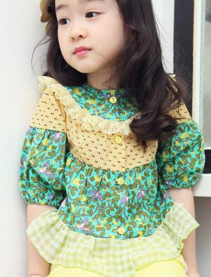 Cheap Kids Baby Clothes Wholesale Clothing Girls Shirts Summer Tops