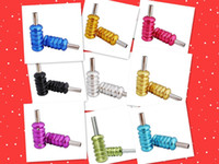 Wholesale Colors Aluminium Alloy Tattoo Grip mm for Tattooing Supply