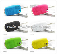 Wholesale Fedex Case to UK Germany VW Silicone Remote Car Key Cover and all of cars Soft and Durable color