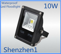 Wholesale 10W LM Color RGB Warm Cool white Flash Landscape LED Flood light Outdoor Floodlight V Waterproof IP65 garden light free