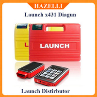 Wholesale Newest update Launch X431 Diagun Scanner Tool with Bluetooth full Connector kinds car software Free Update