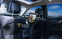 Wholesale 360 rotating Car Headrest Holder Mount for all iPads iPad Mini all quot tablets