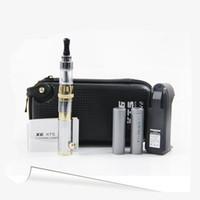 achat en gros de ggts kts vision-2014-Nouveau Design KTS Cigarette Électronique GGTS Vision de la E-Cigarette avec le x8 atomiseur de la Batterie, l'Atomiseur DHL livraison Gratuite
