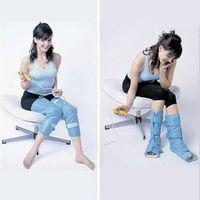 sauna - Infrared Massage Leg Slimming Thigh Sauna Kit