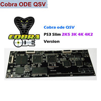 Wholesale Cobra ODE QSV New Version Only For PS3 Slim K5 K K From Official Reseller