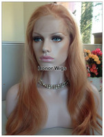 Wholesale New Charming Best Wigs for Womens Natural Wave Human Virgin Chinese Hair European Style g inches Full Lace Wigs Drop Shipping