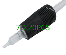 Wholesale Buy4now Special Supply TATTOO DISPOSABLE GRIP SILICONE RUBBER TIP TUBE BEST GRIPS DIAMOND TUBE D