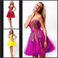 Cheap Reference Images Cocktail  Dress phoenix Best Sweetheart Organza Cassandra Stone