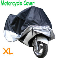 Wholesale Big Size cm Motorcycle Covering Waterproof Dustproof Scooter Cover UV resistant Heavy Racing Bike Cover pc