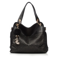 Wholesale Women s cowhide fashion one shoulder fashion handbag women s handbag leather women s bags handbag shoulder bag messenger bag big bag