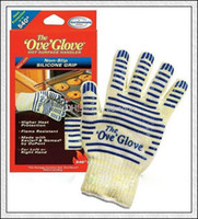 Wholesale AAAAA OVEN GLOVE OVE GLOVE As HOT SURFACE HANDLER AMAZING Home golves handler Oven with retail box