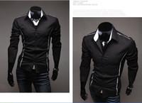 Wholesale New Arrival Brand New Men Stylish Shirt Fashion Casual Designer Mens Shirts