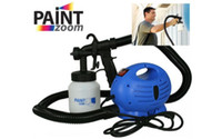 Wholesale EMS V or V Paint Zoom Electric Painting Tool Sprayer Spray Gun Home Fence Outdoor Bricks