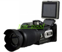 Wholesale 2015 Hot Sale Real Digital Camcorders Sport Camera Hd9100 p Hd quot Ltps Lcd x Digital Zoom mp Video Camera Camcorder Dv