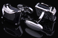 Wholesale Men s cufflinks French shirt cuff cufflinks nail Business French
