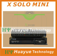 Wholesale 2014 Vu solo mini X solo decoder vu solo Linux receiver vu solo dvb s2 hd STB digital satellite tv receiver