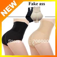 Wholesale Brand New Higjt Waist Sexy Hip Padded Women Underpants Buttock Pants Seamless Butt Hip Enhancer Shaper Panties Underwear
