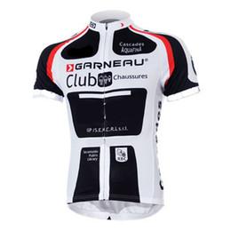 2017 cuissard vente 2014 noir et blanc à manches courtes Vêtements de Cyclisme Cheap Marque manches courtes cyclisme Maillots respirante Matierial Bike Riding Wear On Sale cuissard vente à vendre