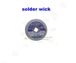 Wholesale Goot solder wick CP mm width m length tin remover