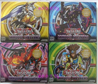 Wholesale Hot selling YuGiOh cards new high quality English Premium Cards SHADOW SPECTERS Trading Card Game for kids