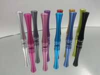 anodized aluminum color - Long Anodized Aluminum Drip Tips rich color materia mouthpiece for DCT Vivi Nova