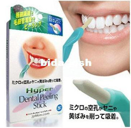 Wholesale Hyper Dental Peeling Stick Eraser Teeth Whitening Pen Interdental Brush Cleaning Teeth tools China Post