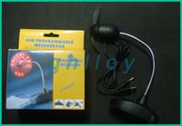 Wholesale Mini LED Customized Message Usb Programmable Fan Mini Battery Operated Fan