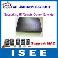 Wholesale ISEE STYLE Full D1 Full H CH H Real Time Standalone CCTV Security Network DVR With HDMI Support Wireless IR Extender