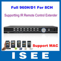 Wholesale 8CH H FUll D1 Realtime Recording P HDMI Port Network Standalone CCTV DVR Support Mobile Phone View