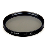 Wholesale Circular Polarizing CPL Filter mm for DSLR Lens E4013C