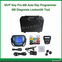 Wholesale Most Powerful Car Key Programming Tool MVP Key Pro M8 Auto Key Programmer with Tokens software free online update