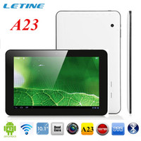 Wholesale Cheap Inch HD Tablet PC Allwinner A23 GHZ Bluetooth G G Android Dual Core Dual Camera Capacitive screen tablet pc
