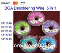 Wholesale HOT Goot Wick CP CP CP CP CP BGA Desoldering Wire Goot Wick Soldering Accessory