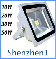 Wholesale 50W Led Flood light input v DC waterpfoof IP65 Landscape Lighting LED Wash Flood Light Garden Lighting