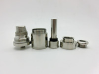 Electronic Cigarette Atomizer  New Arrival!!!Metal Oddy mods Rebuildable Atomizer for mechanical mod e cigarette mods epipe mod e cigarette with retail box waitingyou%%